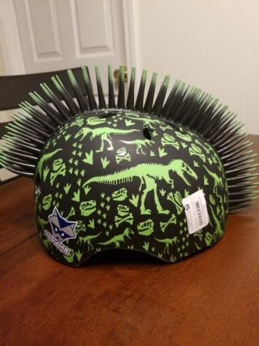 mohawk toddler 3 and child 5 helmets