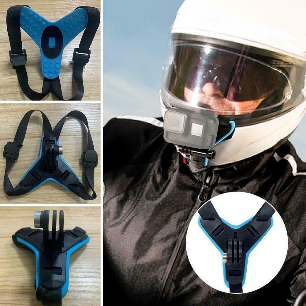 Motorcycle Helmet Mount Holder GoPro 5