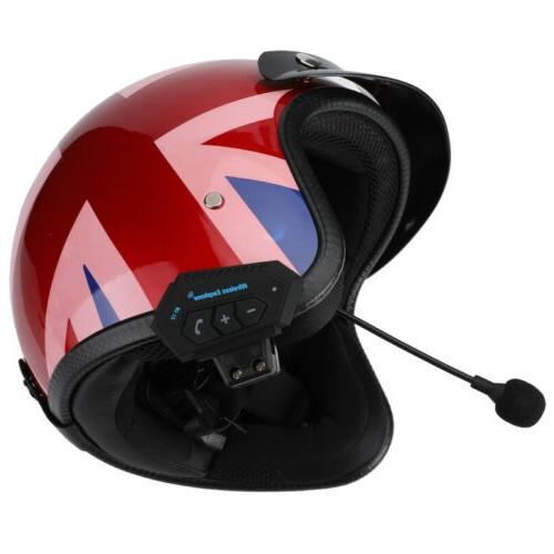 Universal Wireless Helmet Headset Call
