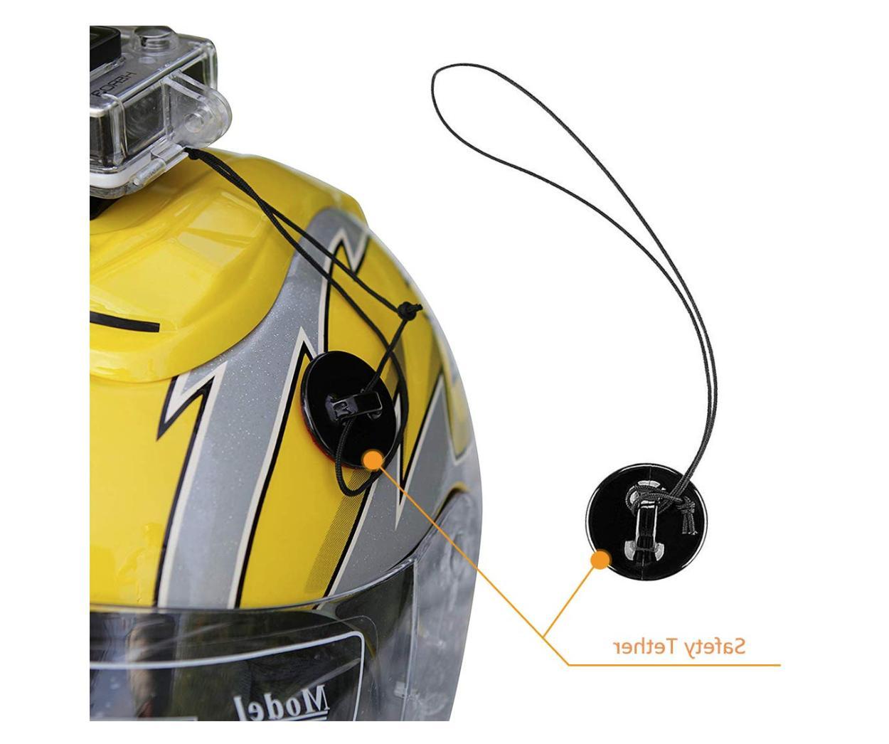 GoPro Motorcycle Swivel Hero +