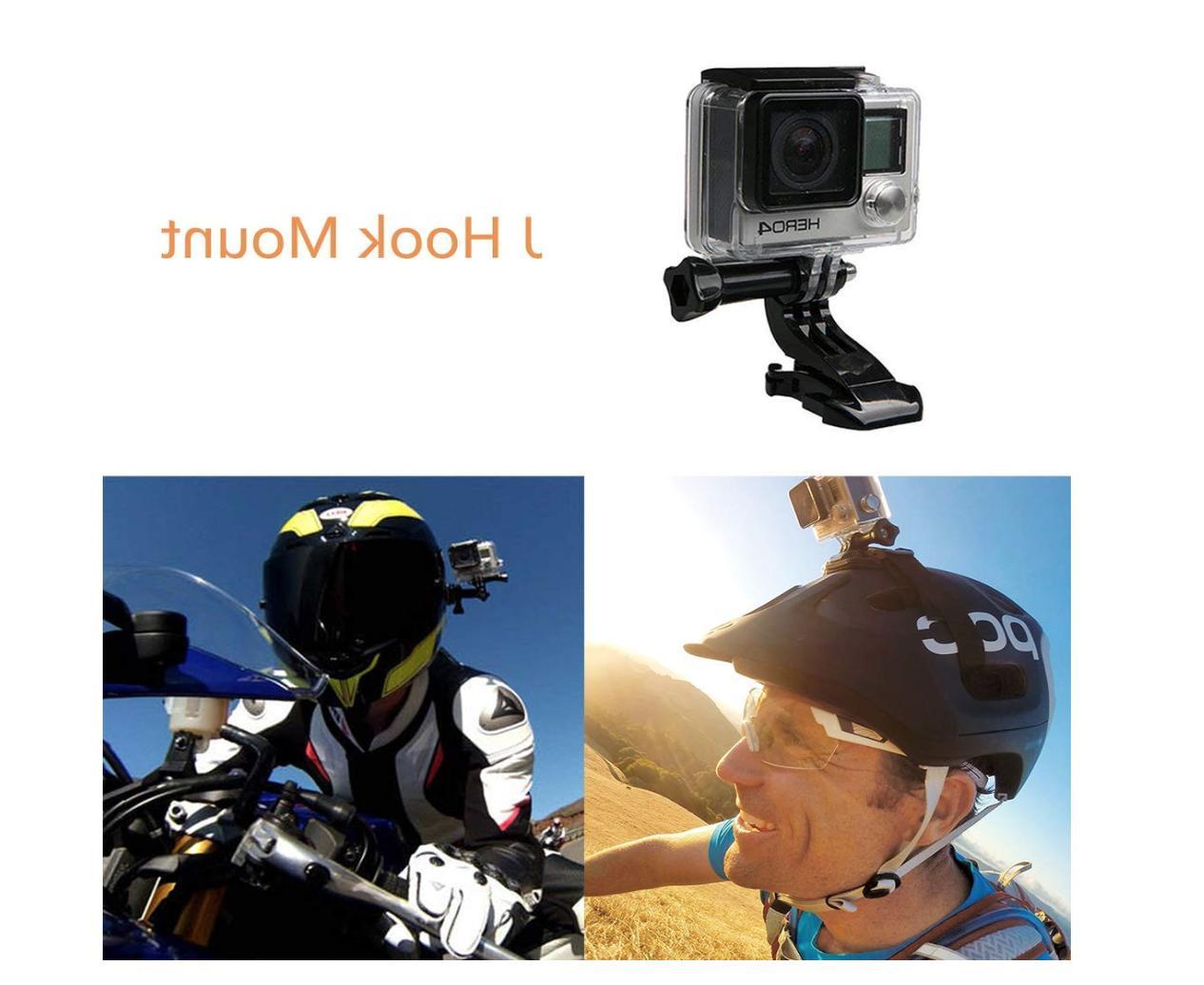 GoPro Motorcycle Helmet Swivel for +