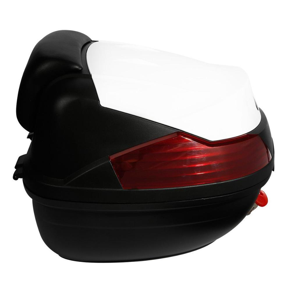 motorcycle trunk hard tail top box luggage