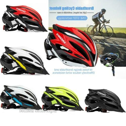 MTB Helmet Bicycle Cycling Detachable + Helmets