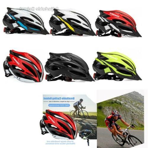 MTB Helmet Bicycle + Free Helmets