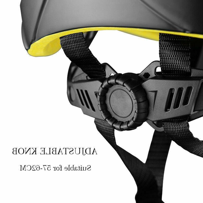 ROCKBROS MTB Road Bicycle Cycling Helmets&Polarized Sunglasses&Visor 4color