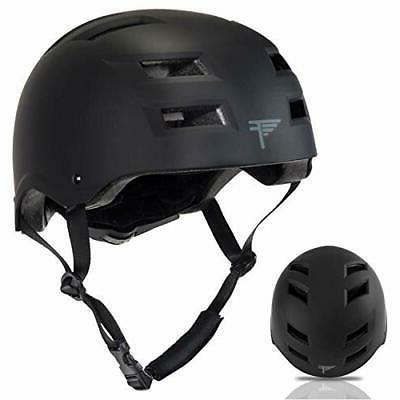 multi adjustable fit helmet