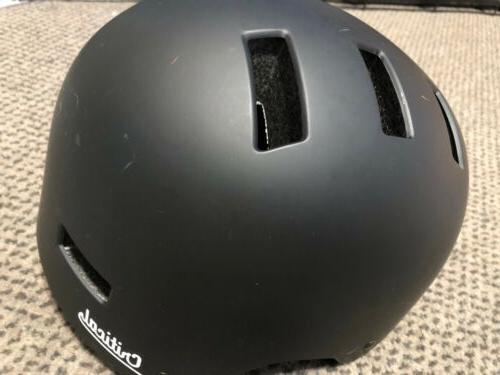 "NEW Cycles Commuter Matte Black Medium 21.75""-23.25"""