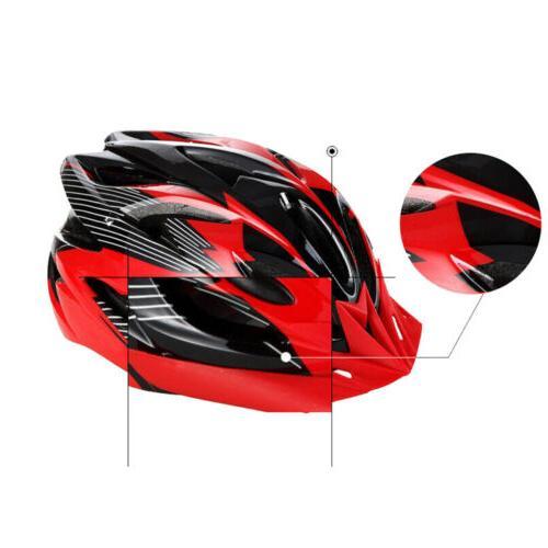 New Men Bike Helmet With Mountain Shockproof