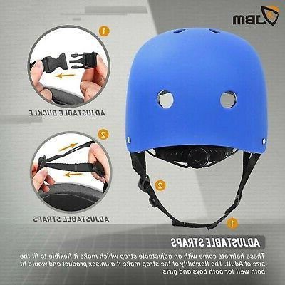 New JBM international EPS foam Impact Ventilation Helmet