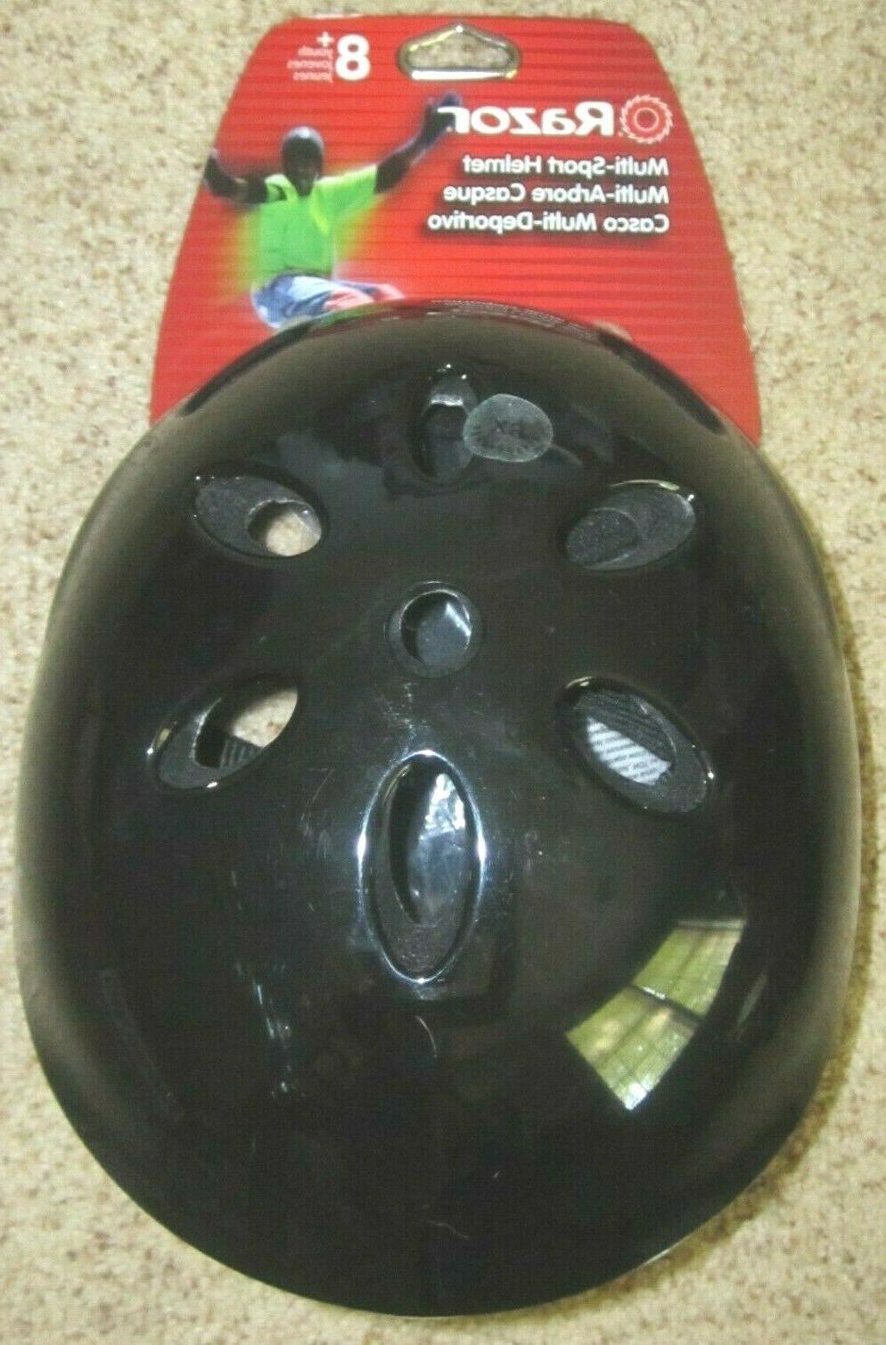 new multi sport bike skateboard protective helmet