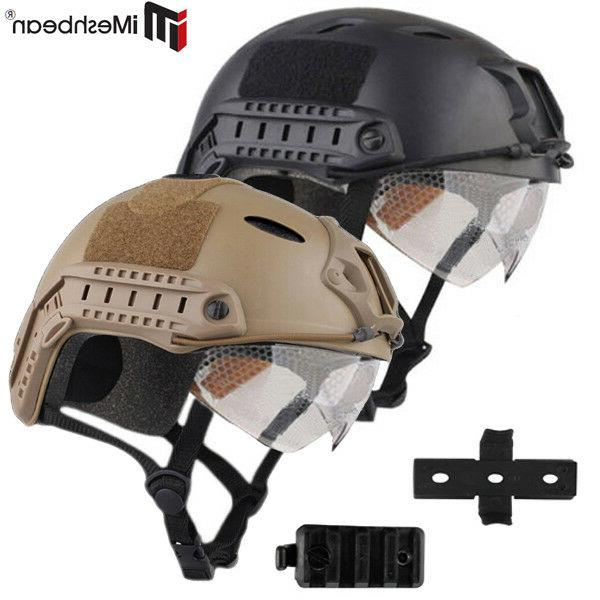 new tactical airsoft paintball military protective swat
