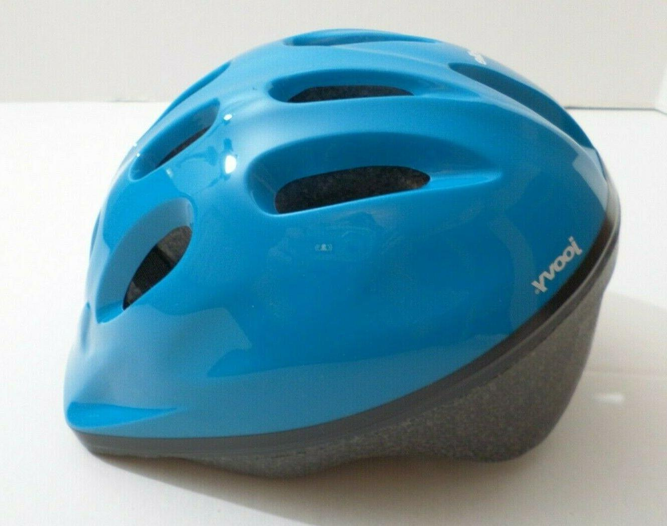 noodle toddler bicycle helmet xs s blue