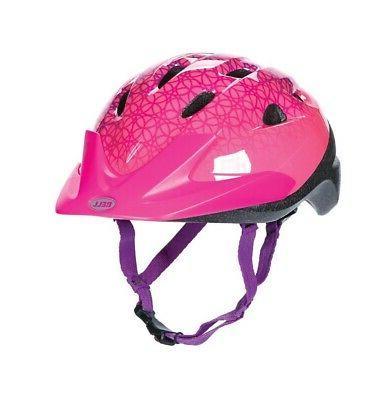 pink rally helmet