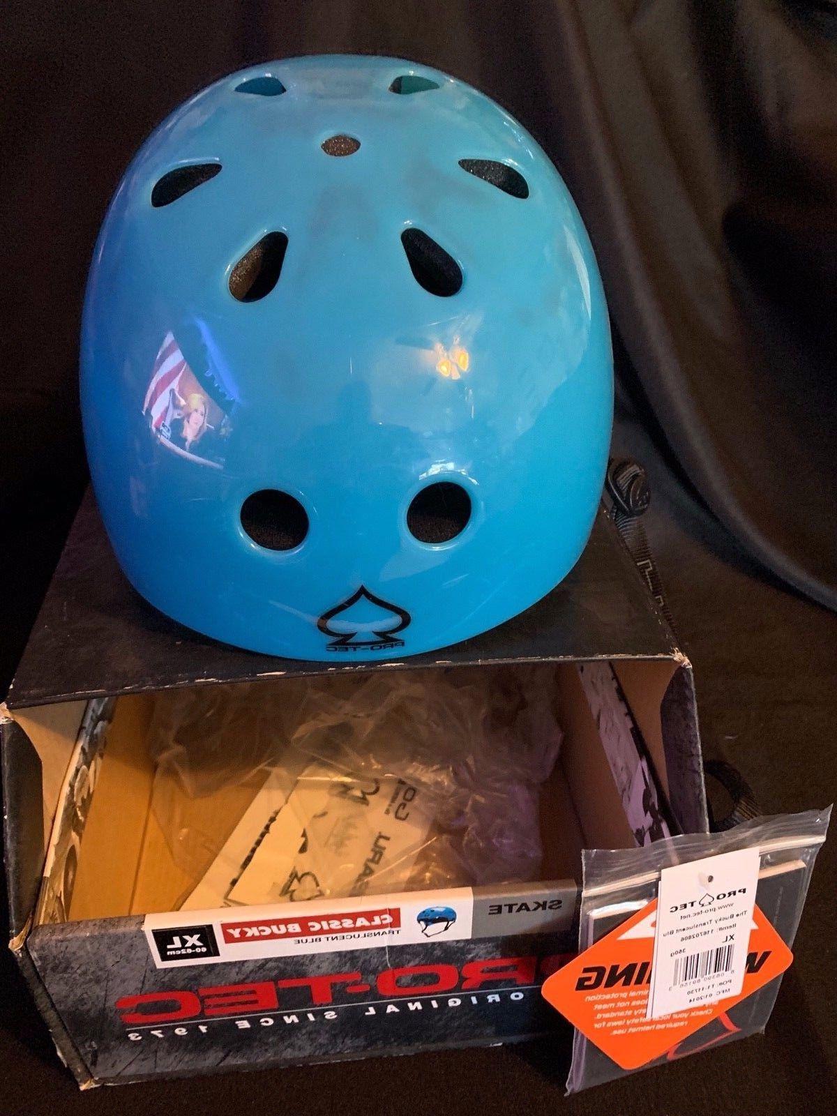 pro tec helmet classic bucky bucket skateboard