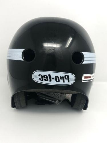 Pro-Tec Helmet Black Full Cut Stage