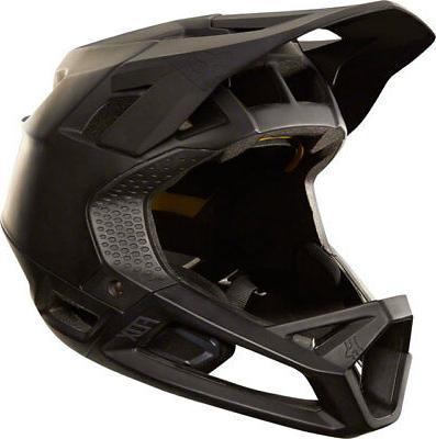 proframe face helmet matte black