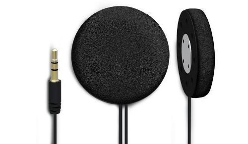 pulse wired drop helmet speakers