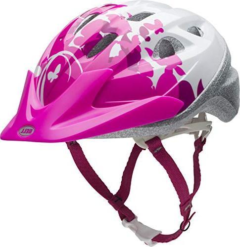 Bell 7073350 Rally Helmet, Pink/White