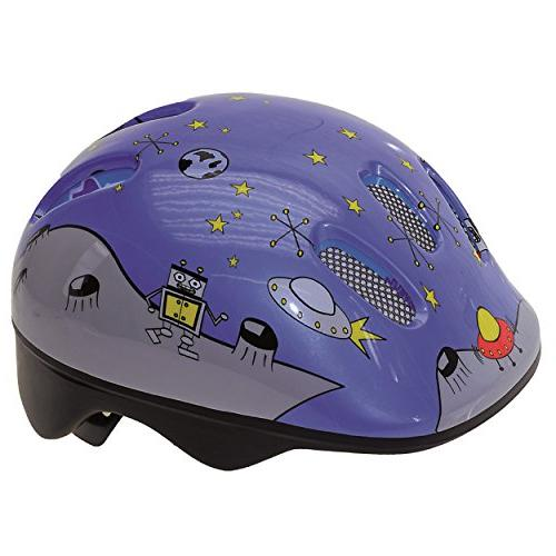 reflexive space helmet