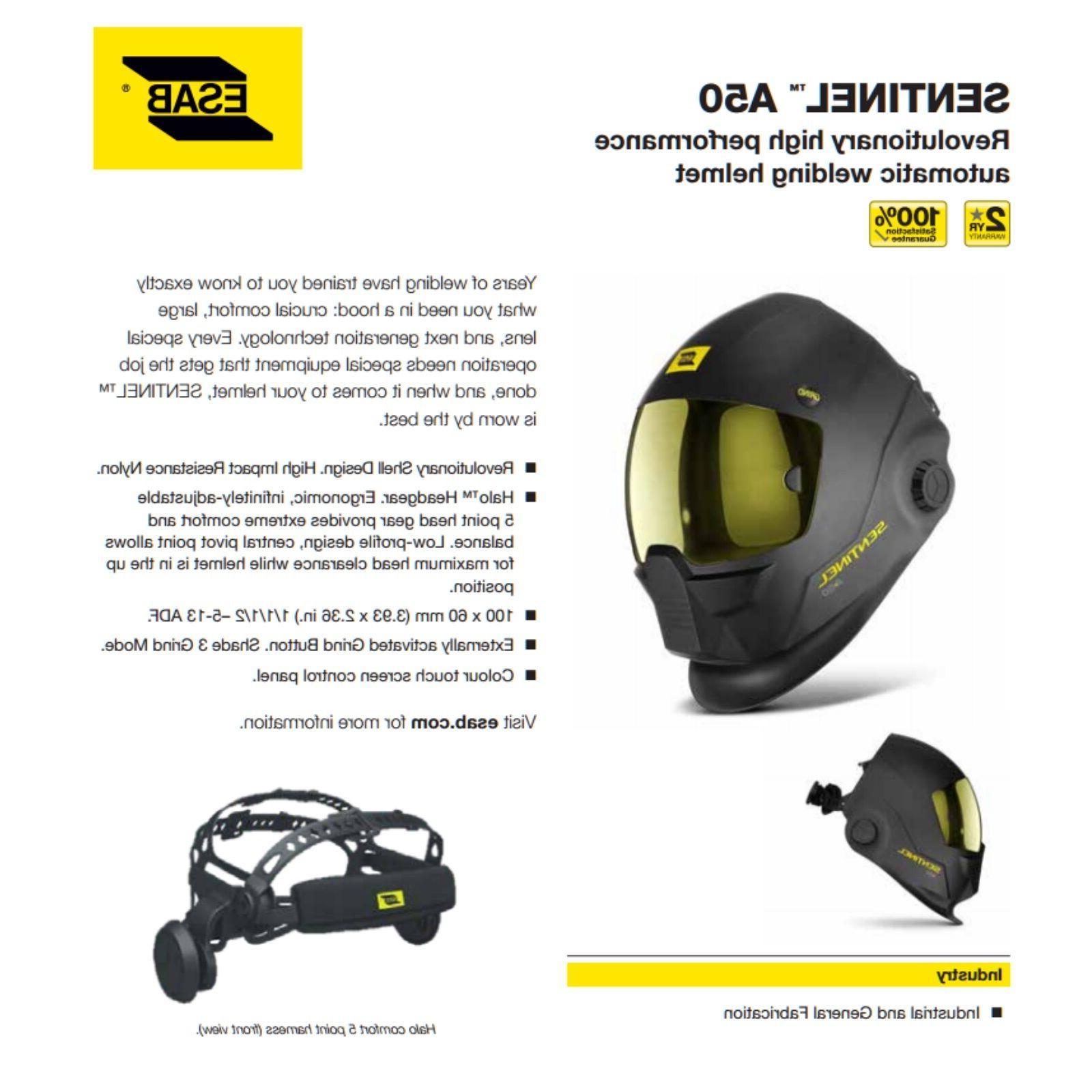 ESAB Sentinel A50 Helmet