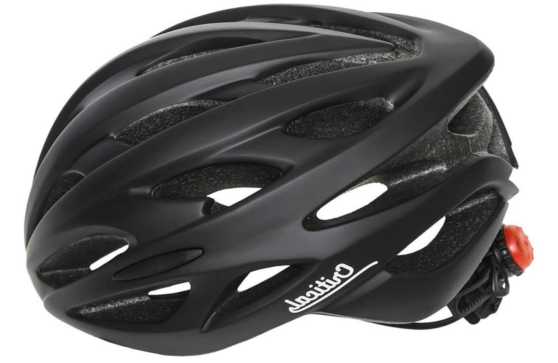 silas bike helmet safety light