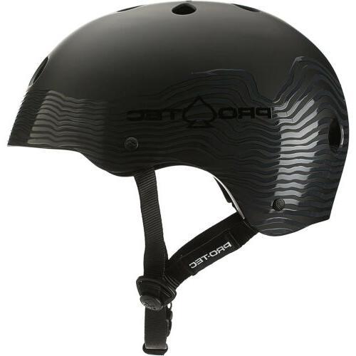 Pro Skateboard Helmet Classic Vibes