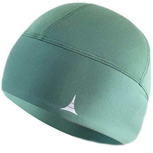 skull cap helmet liner running