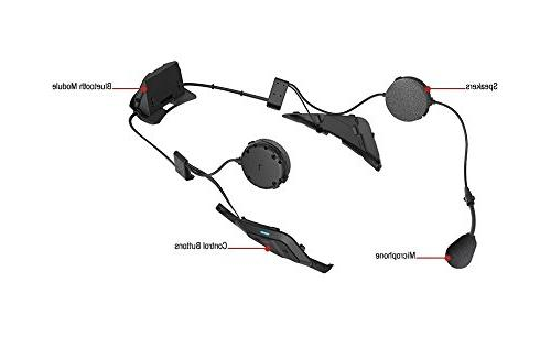 Sena SRL Motorcycle Communication Shoei Neotech II