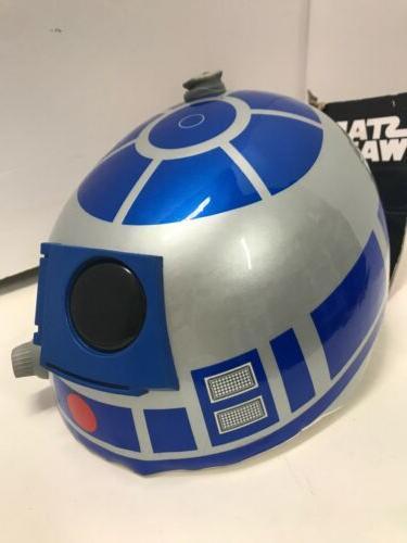 star wars 3d r2d2 helmet