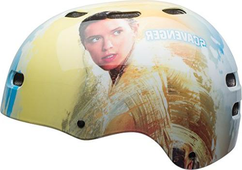 star wars rey multisport helmet