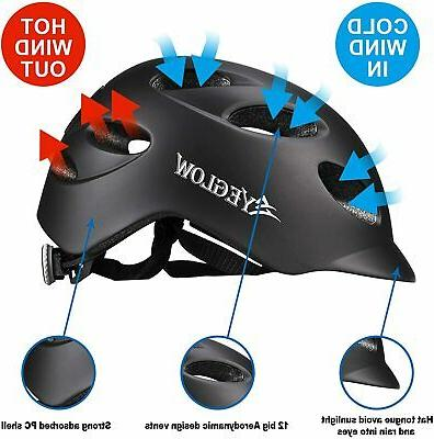 Stylish Adult Helmet Protector Adjustable - Black