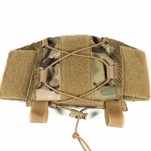 OneTigris Tactical Airsoft Cover for Ops-Core FAST PJ Headwear