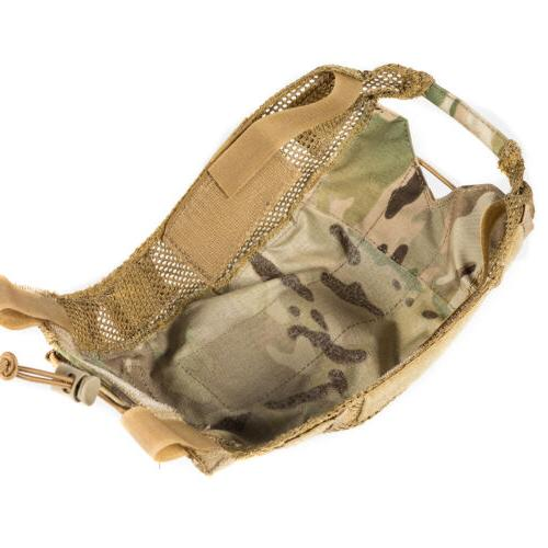 OneTigris Airsoft Helmet Cover 05 for FAST Headwear