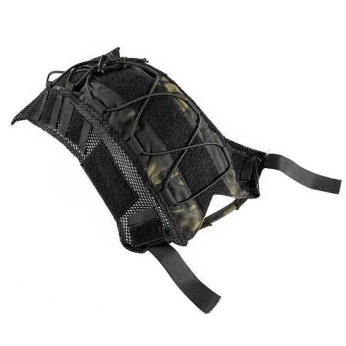 tactical cordura helmet cover for ops core