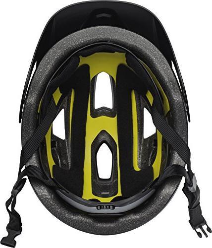 Bell Terrain Adult Equipped Helmet Black