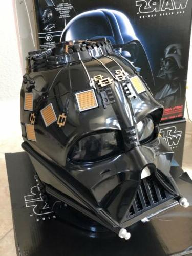 Star The Series Darth Electronic Helmet In Box