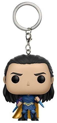 Thor 3: Ragnarok - Loki Pocket Pop! Keychain