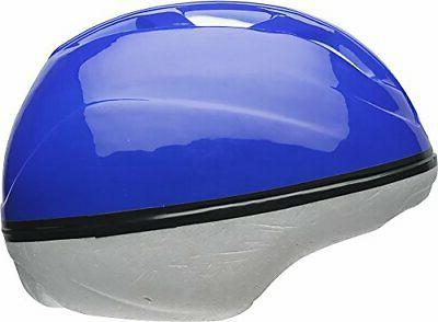 Bell Helmet Blue Bicycle Head Safety