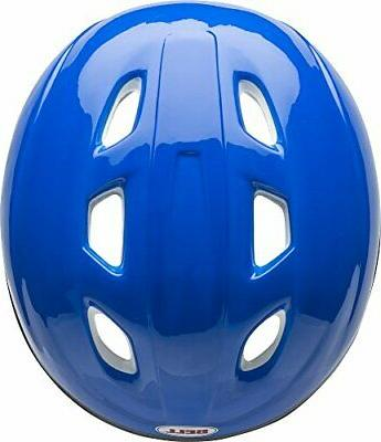 Blue Bicycle Gear Head