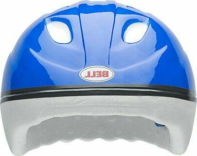 Bell Toddler Helmet Blue Bicycle Gear Kids Head Cool Safety