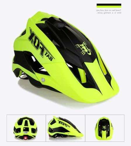 Unisex Cycling Helmet Helmet Detachable Visor