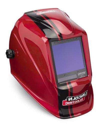 viking 3350 code red welding helmet