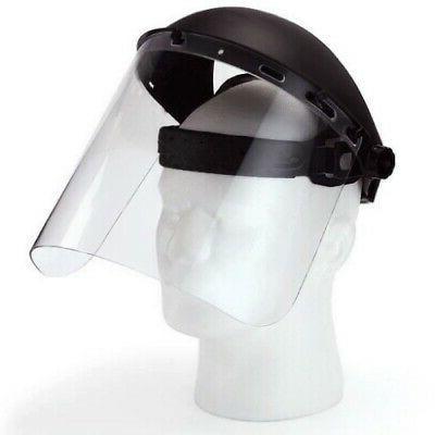 Welding Shield Clear Helmet Doctors Raisable S&H