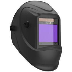 Large View Auto Darkening Welding Helmet True Color Weld Mas