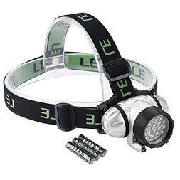 LE LED Headlamp, 4 Lighting Modes, Lightweight Headlight, He