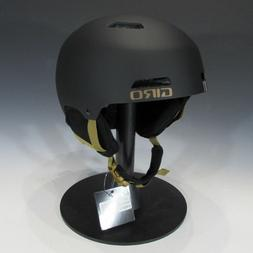 ledge ski and snowboard helmet matte black
