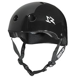 S-ONE Lifer CPSC - Multi-Impact Helmet - Black Gloss Small