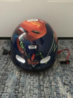 lightning mcqueen bike helmet for toddlers age