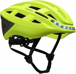 Lumos Lime Green Smart Bike Helmet