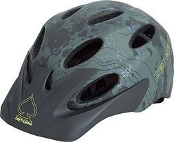 Pro-Tec Protective Cyling Bike Helmet Skateboard S/M Army Gr